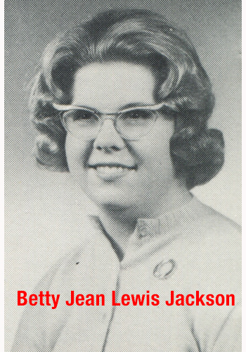 Betty Lewis Jackson